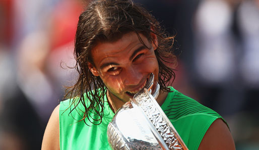 Tennis, Rafael Nadal, French Open