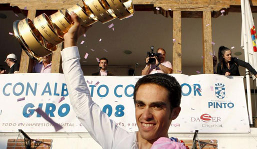 Radsport, Tour de France, Doping, Alberto Contador