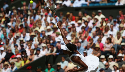 Tennis, Wimbledon, Venus Williams, Serena Williams