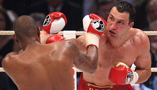 Klitschko, Thompson