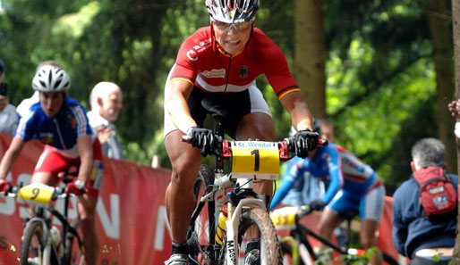 Mountainbike, WM, Sabine Spitz