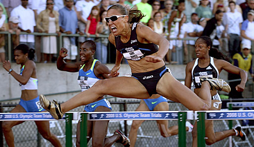 Leichtathletik, US-Trials, Lolo Jones