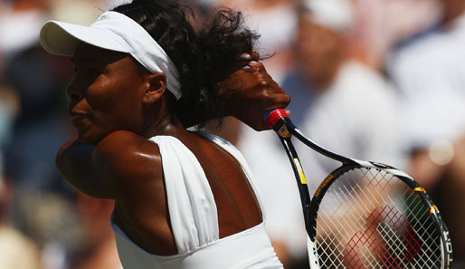 Tennis, Wimbledon, Venus Williams