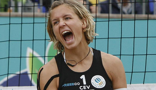 Beachvolleyball, Laura Ludwig, European Masters