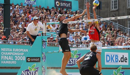 Beachvolleyball, Matysik, Uhmann, European Tour, Sotschi
