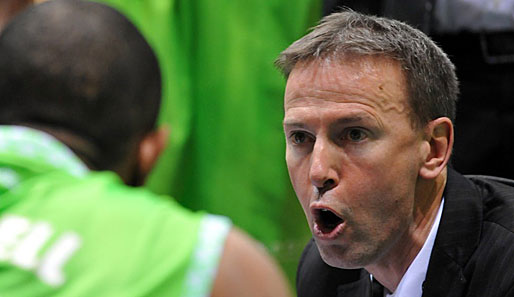 Vincent Collet beerbt Michel Gomez als Frankreichs neuen Basketball-Nationaltrainer