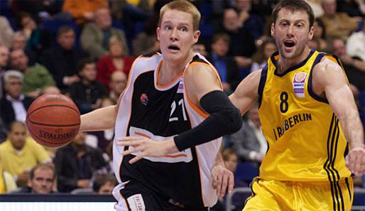 Robin Benzing in Zahlen: 11,3 Punkte, 32,5 Prozent Wurfquote, 2,1 Rebounds, 1,0 Assists