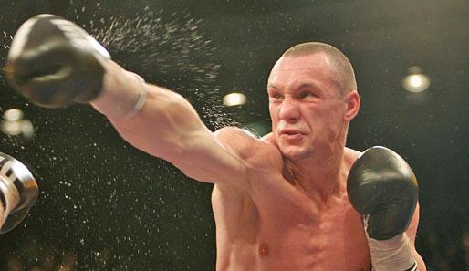 Sebastian Sylvester ist seit September 2009 IBF-Weltmeister im Mittelgewicht
