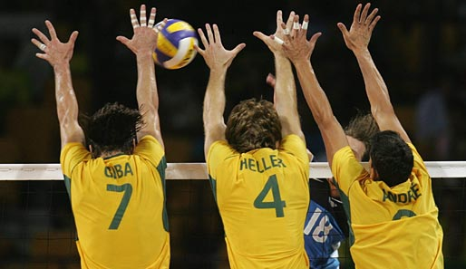 volleyball brasilien frauen