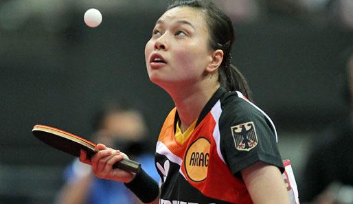 Sport Allgemein: Tischtennis: Wu verpasst World-Cup-Halbfinale