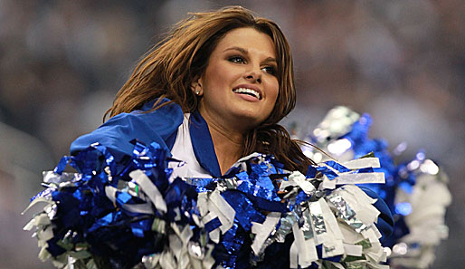 Cowboys-Cheerleader Melissa Kellerman ist zu tough für Tight End Jason Witten