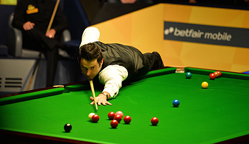 Ronnie O'Sullivan übt Kritik an am Snooker-Weltverband