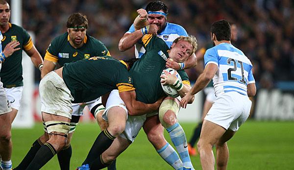 Südafrika Rugby