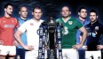 Das Six Nations Turnier gibt's bei SPOX.com im LIVESTREAM FOR FREE