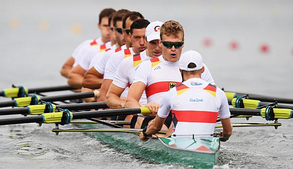 rowing deutsch