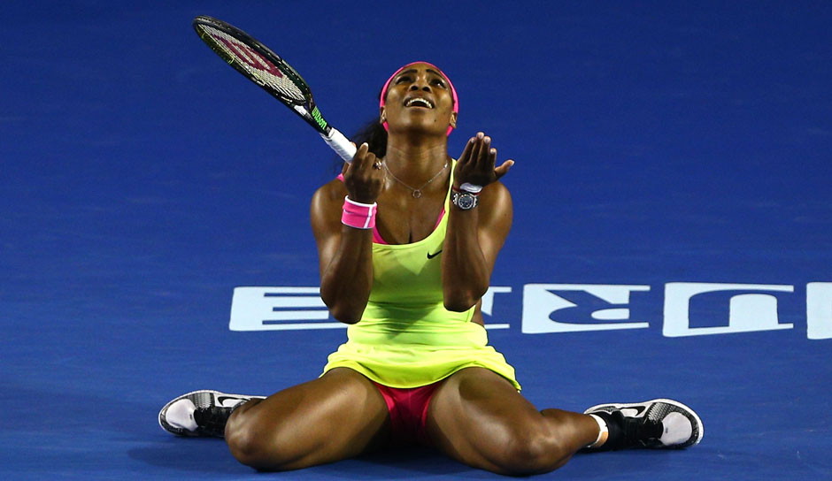 Platz 19: Serena Williams