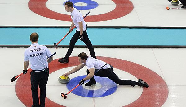 curling männer norwegen
