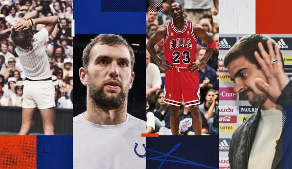 Diashow: Karriereende aus dem Nichts: Die überraschendsten Rücktritte im Sport