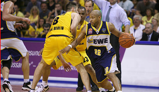 Basketball, ALBA Berlin, Oldenburg