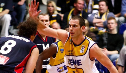 Perkovic, Basketball, BBL, Oldenburg