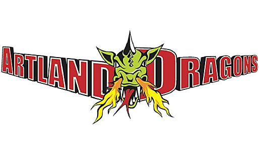 Die Artland Dragons wurden 2007 Vizemeister in der Basketball-Bundesliga