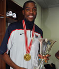 Kevin Durant, WM 2010, USA