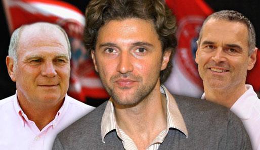 <b>Marko Pesic</b> hat sich zum führenden Spieler-Berater in Deutschland gemausert - marko-pesic-fc-bayern-514