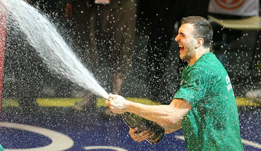 Panathinaikos Athen ist amtierenden Champion der Basketball Euroleague