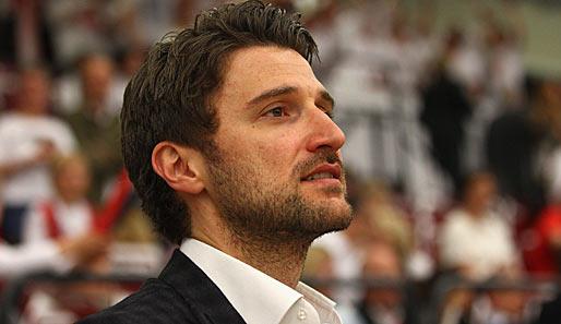 <b>Marko Pesic</b> hat zukünftig eine Doppelfunktion bei den Bayern inne - marko-pesic-514