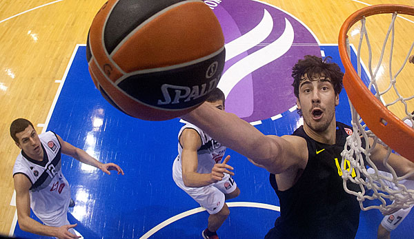 Ante Tomic (r.) kämpft mit Barcelona um die Krone in der Euroleague