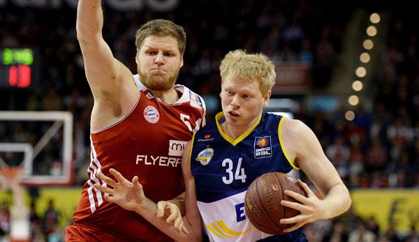 Philipp Neumann Basketball