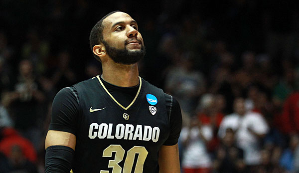 Carlon Brown spielte am College für die Colorado Buffaloes