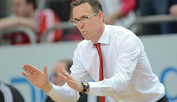 Chris Fleming ist der neue Bundestrainer der Basketballer