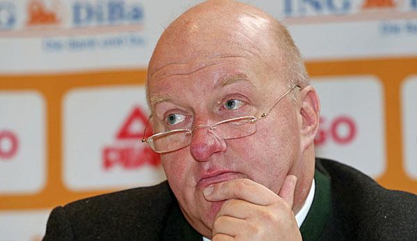 Basketball: DBB-Präsident <b>Ingo Weiss</b> weist Kritik zurück: Weiss kontert ... - ingo-weiss-600