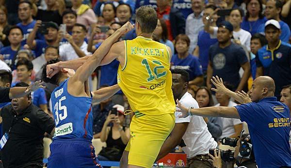 Australien Basketball