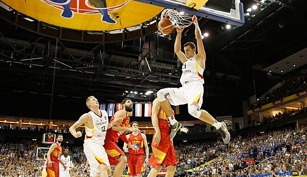 Basketball Em Gruppen