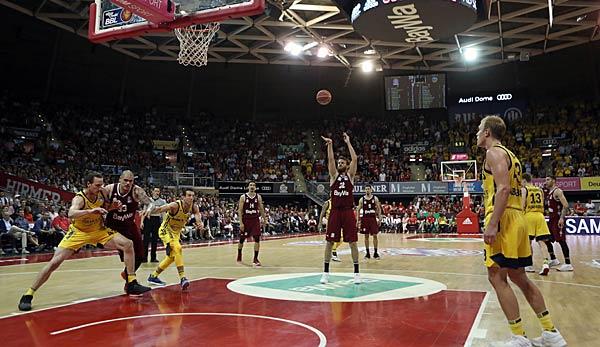 Basketball Bayern München Spielplan
