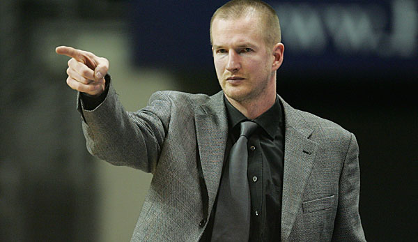 Henrik Rödl ist der deutsche Basketball-Nationaltrainer.