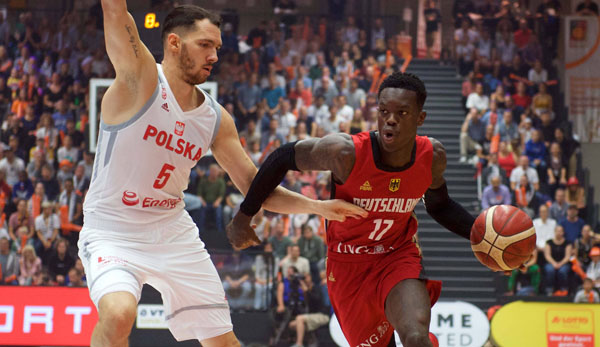 Basketball Supercup: 33 Punkte! Schröder führt Deutschland gegen Polen zum Supercup-Sieg
