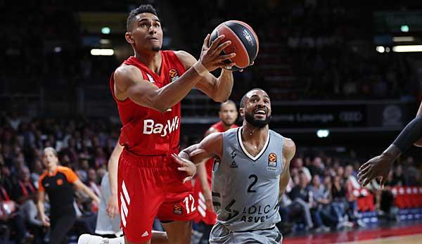 EuroLeague: Klarer Sieg gegen Lyon! FC Bayern Basketball mit starker Reaktion auf Pokal-Aus -