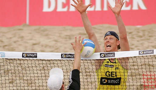 Beachvolleyball, Smart, Beach, Tour