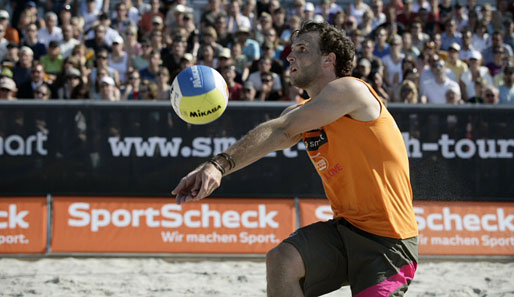 Beachvolleyball, Essen, smart beach tour, 2008, Berken