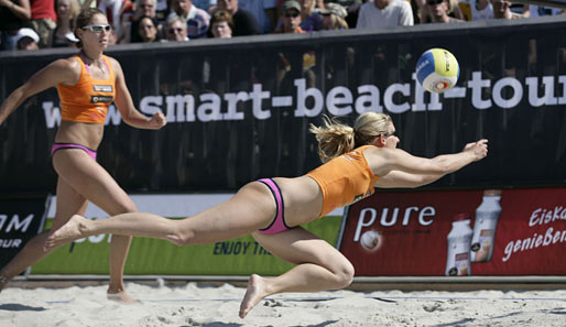 beachvolleyball, smart beach tour
