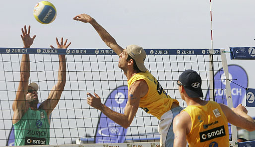Beachvolleyball, Brink, Dieckmann