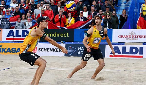Beachvolleyball Live Ticker