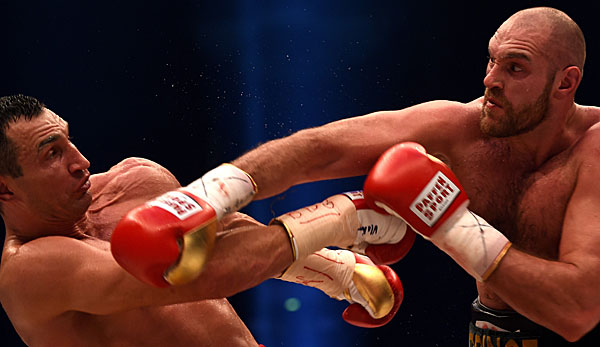 Klitschko Fury Rückkampf Datum