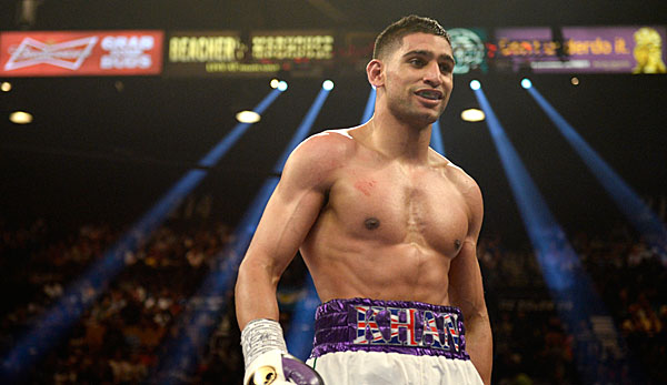 Amir Khan will in der UFC antreten