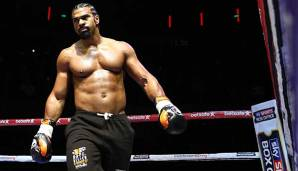 David Haye will Revanche gegen Tony Bellew.