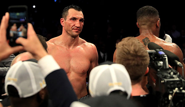 Boxen Klitschko Video