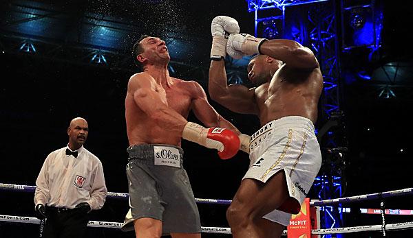 Anthony Joshua verliert überraschend Schwergewichtstitel an Andy Ruiz Jr. - Boxen